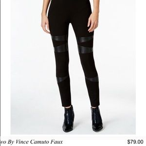 Almost new Vince Camuto legging pants